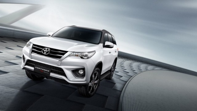 Toyota Fortuner 2016 TRD Sportivo