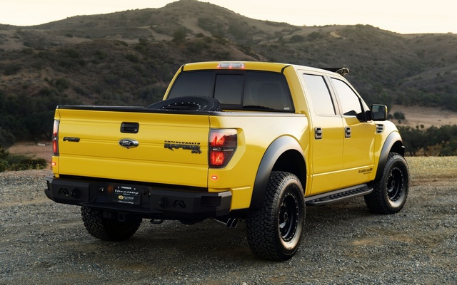 Ford F-150 из Top Gear