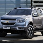 Новости 4х4: Chevrolet Trailblazer 2016
