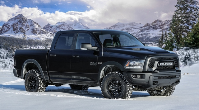 Ram 1500 Black Special Edition 2017