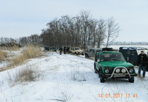 Azov Off Road 14.01.2017 2 14