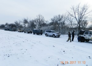Azov Off Road 14.01.2017 2 5