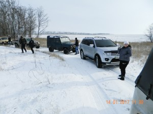 Azov Off Road 14.01.2017 2 7