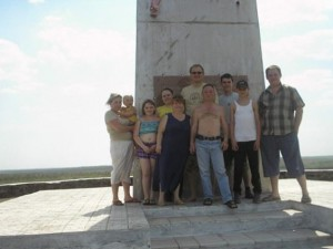 Azov-off-road-kamenskoe-vodohranilishe-30.04.2012.14